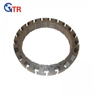 Factory For Rotor Core Of Induction Motor -  Elevator Traction Motor Stator stack – Gator