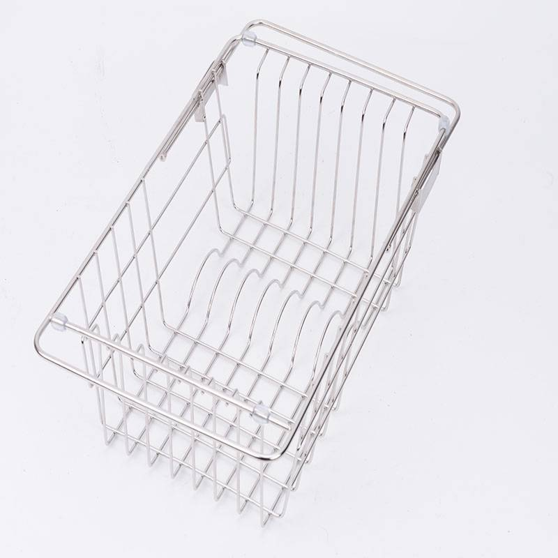 factory Outlets for Brushed Nickle - Flexible basket 2 – Jiawang