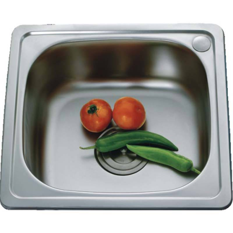 Low price for Stainless Steel Cabinet With Sink - Single Bowl without Panel GE4240 – Jiawang