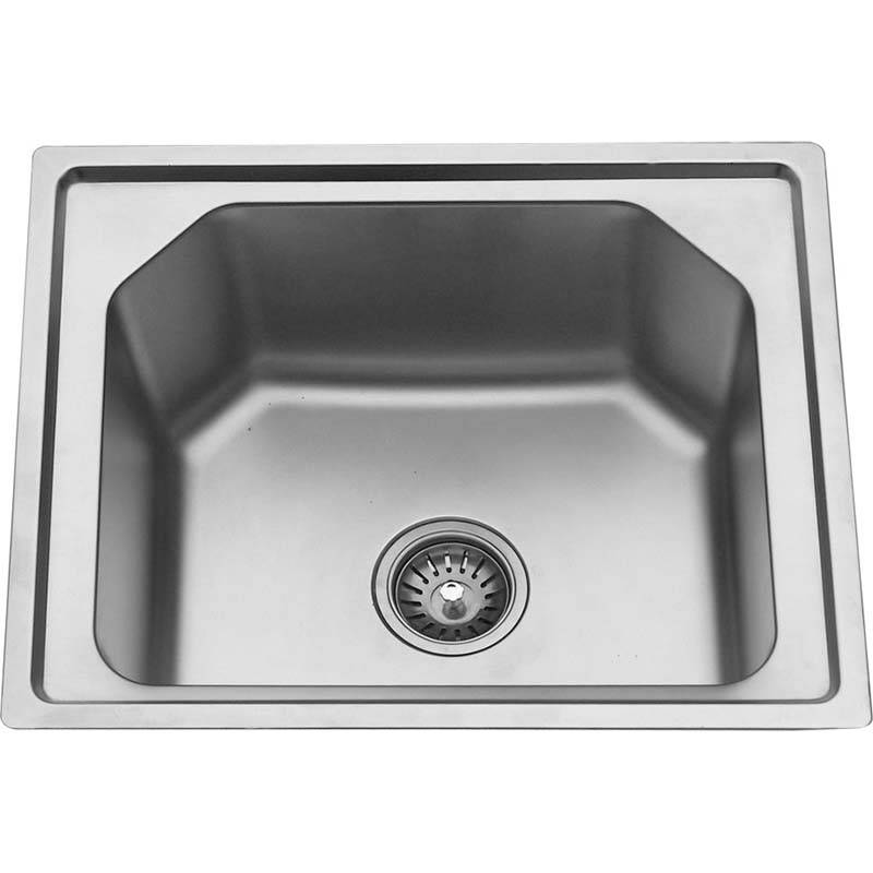Single Bowl without Panel GE5243 Featured Image