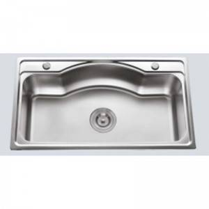 Single Bowl without Panel GE8648