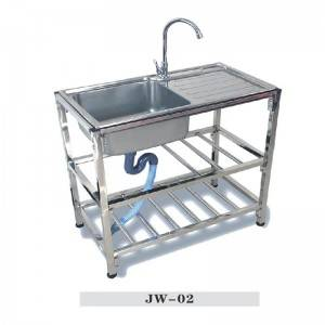 2020 High quality Air Conditioner Support Bracket - Stainless steel bracket:JW-02 – Jiawang