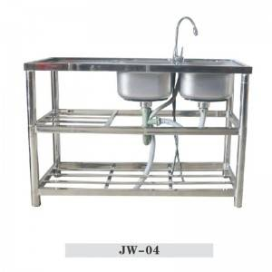 100% Original Forklift Brackets - Stainless steel bracket:JW-04 – Jiawang