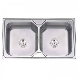 Double Bowls without Panel KE8350