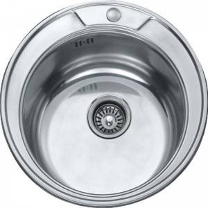 Commercial Kitchen Sink - Round Bowls NS510 – Jiawang