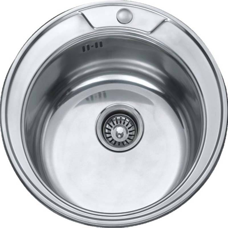 Chinese Professional Factory Wholesale Kitchen Sink - Round Bowls NS510 – Jiawang