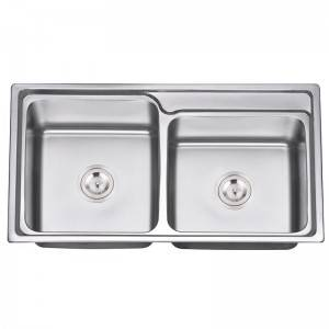 Double Bowls without Panel RDE8645