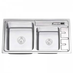 Double Bowls Without Panel RS8648A1