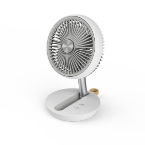 Fast delivery 8 Inch Desk Fan - DF-EF0516D mini rechargeable fan; folding design; USB connection; low voice; easy to carry; desk table fan – Lianchuang