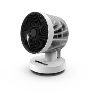 Table Whole Room Air Circulator Fan, with Heating Function(2000W), Timer & Oscillation White DF-EF1050AG2