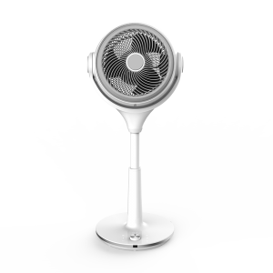 Stand Circulator Fan with DC Motor, Quiet and 3D Oscillation DF-EF1015H