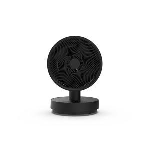 Good quality Desk Fan - Table Whole Room Air Circulator Fan, with Heating Function(1500W), Timer & Oscillation Black DF-EF1050AG1 – Lianchuang