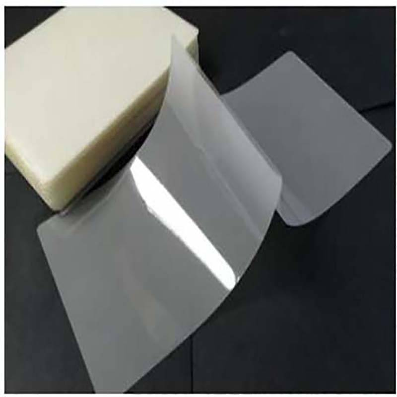 2020 China New Design Pet Transparent Film - Card lamination base film – Genzon Novel