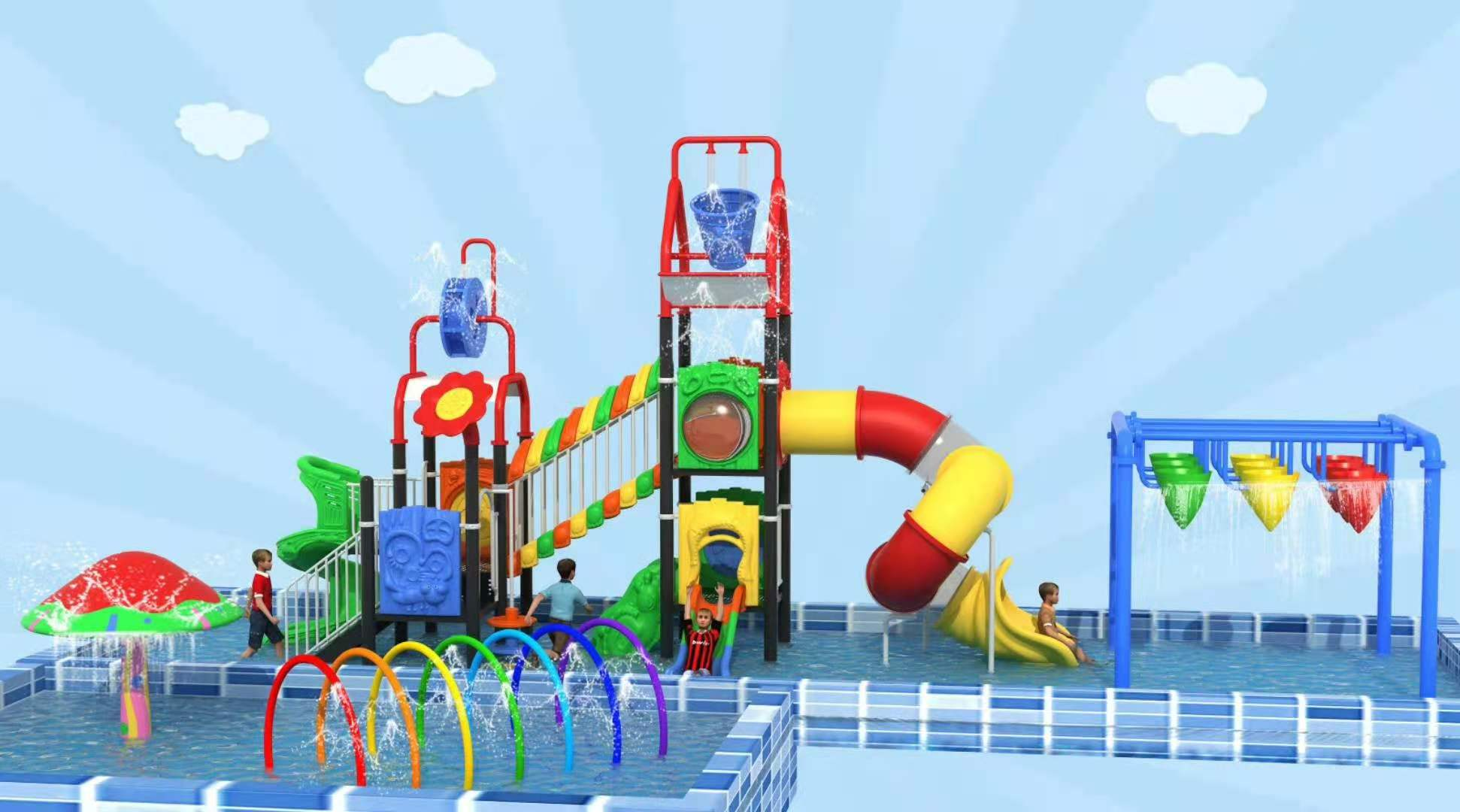 The importance of timely change of water amusement equipment
