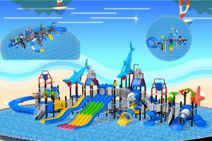 Development trend of water amusement equipment