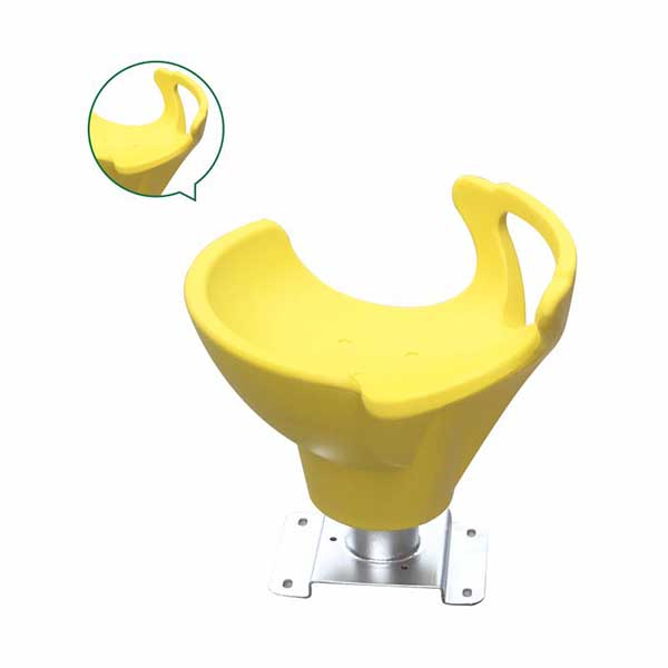 2019 Good Quality Outdoor Playground Equipment - Best seller Children's playground equipment Swivel chair toy – GFUN
