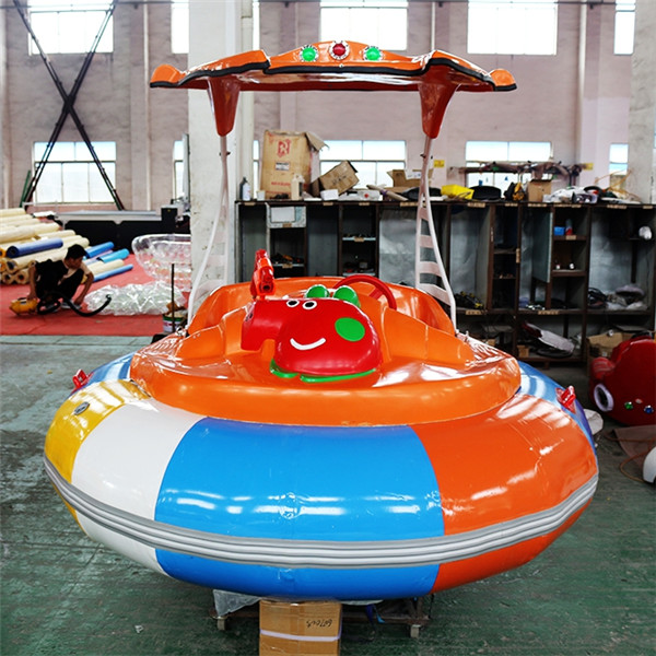 China Manufacturer for Water Park Animal Spray - Cheap inflatable bumper boats for adults and children – GFUN Featured Image