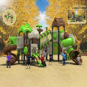 Manufacturer of Playground Equipment Swings - Factory Directly Sale Outdoor Playground Equipment Children Slide – GFUN