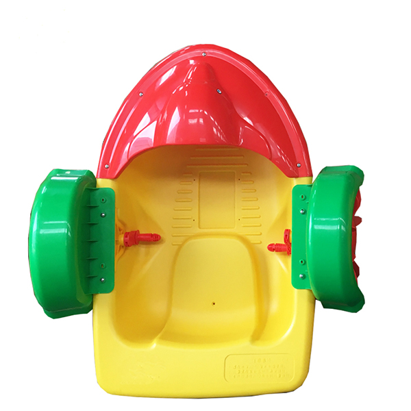 18 Years Factory Water Slide With Competitive Price - Factory sell swimming pool children's hand-cranked boats – GFUN detail pictures