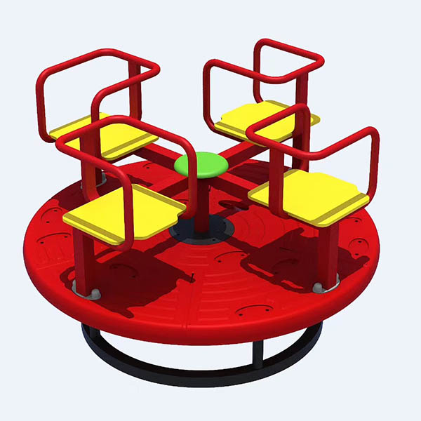 OEM/ODM Manufacturer Childrens Playground Equipment - High quality fitness equipment manual rotation training chair – GFUN