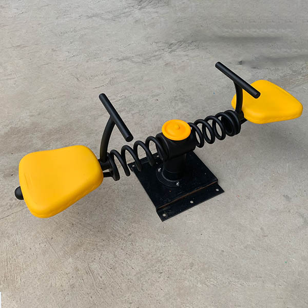 China Cheap price Amusement Park Slides - High quality manufacturers children entertainment small seesaw price – GFUN