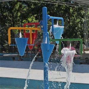 High quality water splash equipment for sale