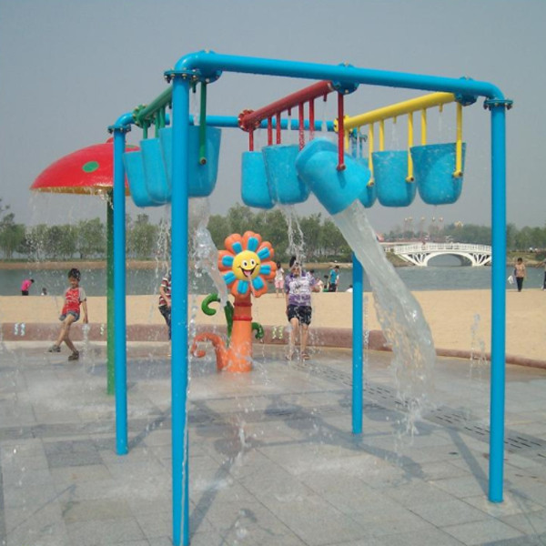 OEM manufacturer Water Slides - High quality water splash equipment for sale – GFUN