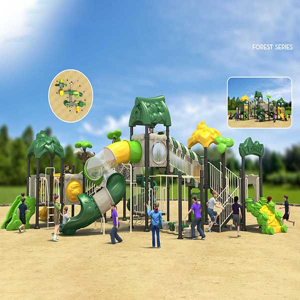 Discountable price Where To Buy A Seesaw - Hot Selling Cheap Custom Large Plastic Slide For Outdoor Playground – GFUN detail pictures