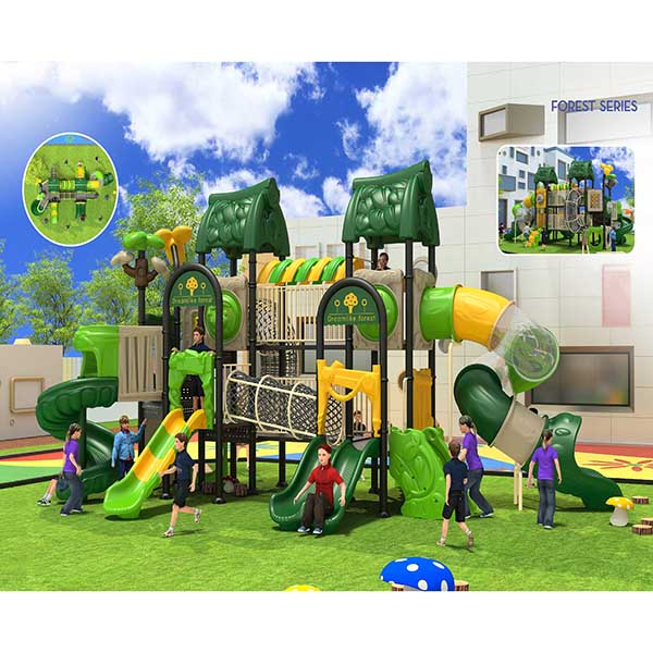 Discountable price Where To Buy A Seesaw - Hot Selling Cheap Custom Large Plastic Slide For Outdoor Playground – GFUN