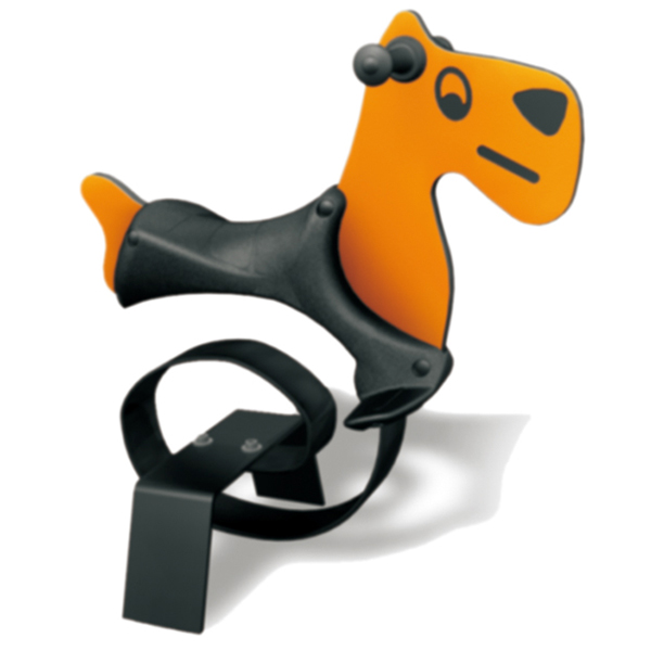 Fixed Competitive Price Buy Rocking Horse - Hot sale children outdoor spring rider toy children spring rocking horse – GFUN