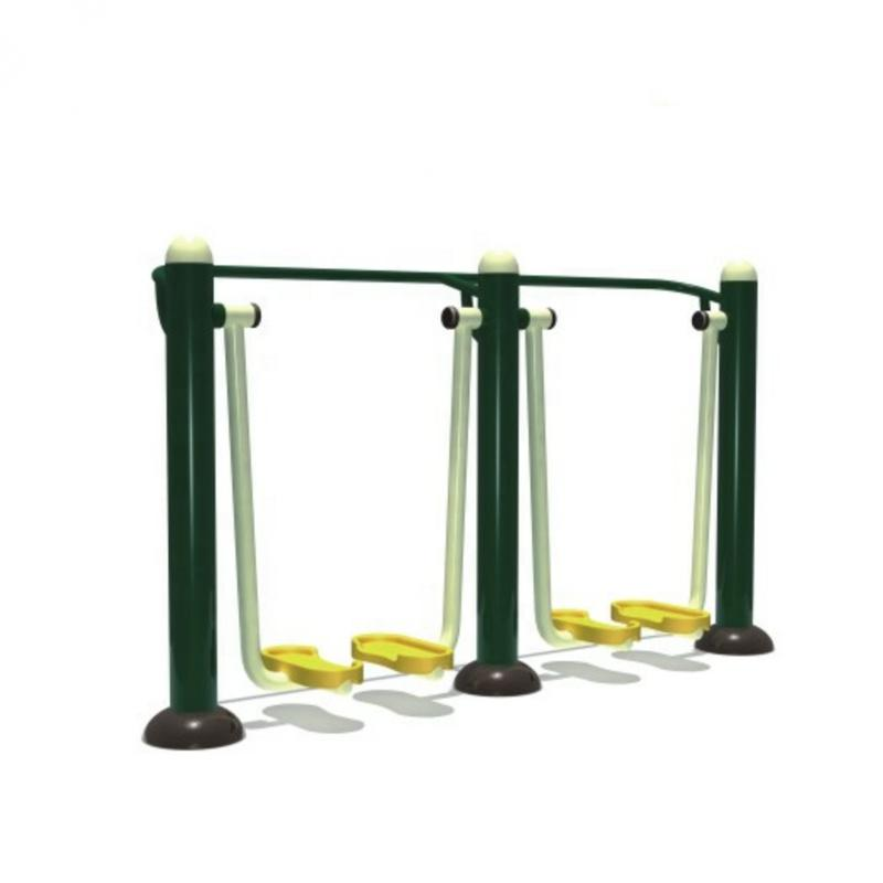China Cheap price Buy Outdoor Gym - Hot selling outdoor playground fitness equipment – GFUN