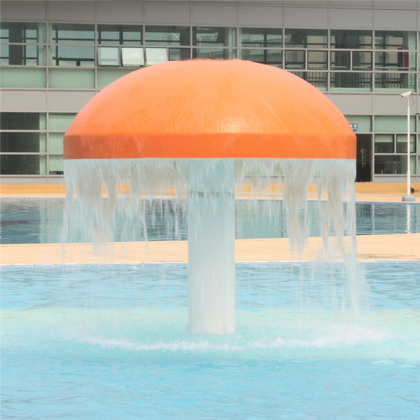 2019 New Style Hot Sale Water House Slide For Swimming Pool - Hot selling water park equipment fountain mushroom – GFUN