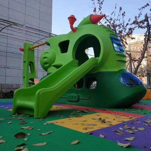 New Arrival China Commercial Childrens Play Equipment - Large Space Fish Boat Playground – GFUN