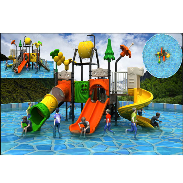 Factory Supply Childrens Water Slides - Professional design of water park playground – GFUN detail pictures