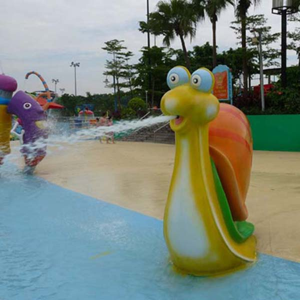 Manufacturer of Hand Boating Manufacturer - Quality water park water spray toy – GFUN