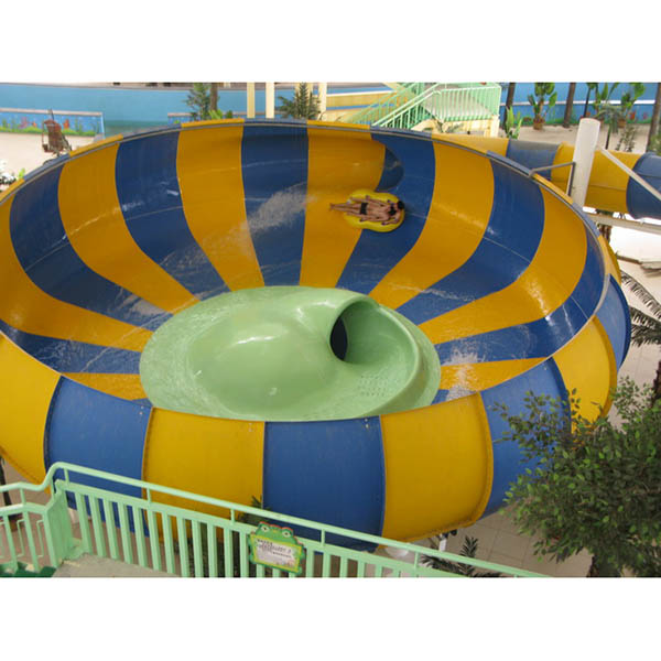 OEM manufacturer Water Slide For Adult - Space basin water slide – GFUN