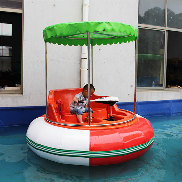 Manufacturer for Water Park Water Slides - The factory sells ordinary electric bumper boats at low prices – GFUN
