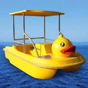 Wholesale Dealers of Small Water Park Designs - High quality water pedal boat double pedal boat – GFUN