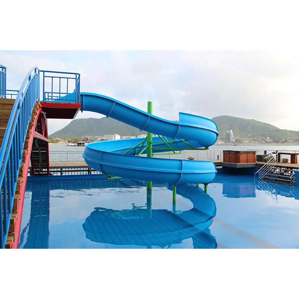 Original Factory Fiberglass Water Slide Tubes - water park water slide for sale – GFUN
