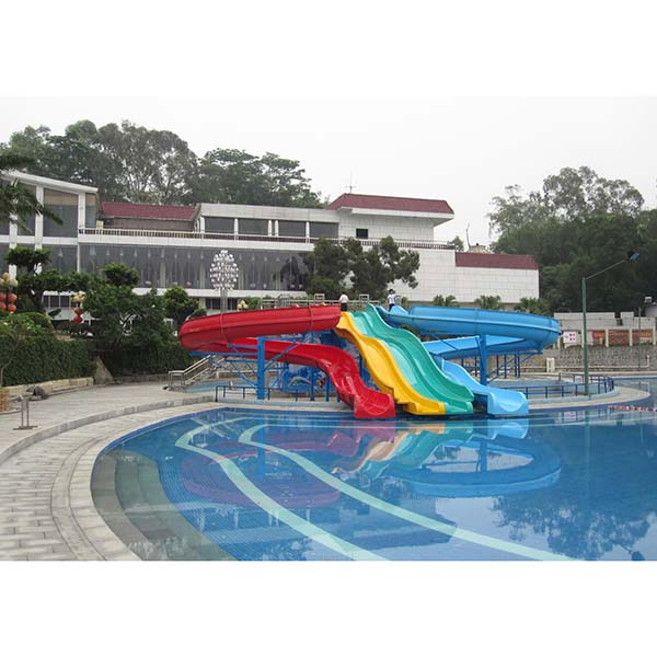 One of Hottest for Buy Hand Boating - water park water slide for sale – GFUN