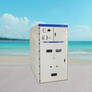 KYN61-40.5 Metal-Claded Withdrawable Type AC Metal-Enclosed Switchgear