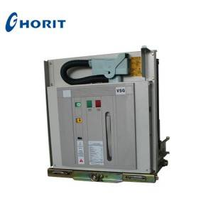 High Quality for Vacuum Circuit Breaker Pole - VSG-12 Series Indoor High Voltage Vacuum Circuit Breaker – Ghorit