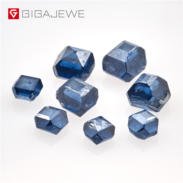 Factory wholesale Artificial Diamond Stone - HPHT BLUE – Jujia