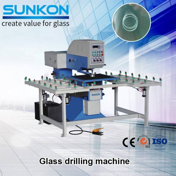 factory customized Drill Bit To Drill Through Glass - CGZK480 Glass Drilling Machine – SUNKON