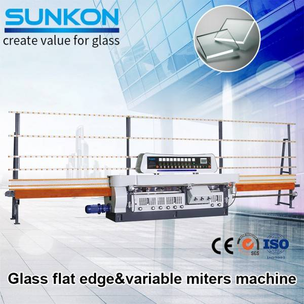 CGZ11325 Glass Straight Line Edging Machine with PLC control