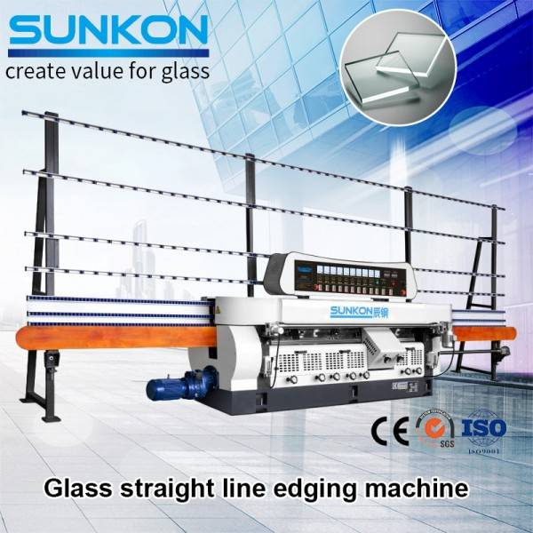 CGZ9325D Glass Straight Line Edging Machine with Digital Display