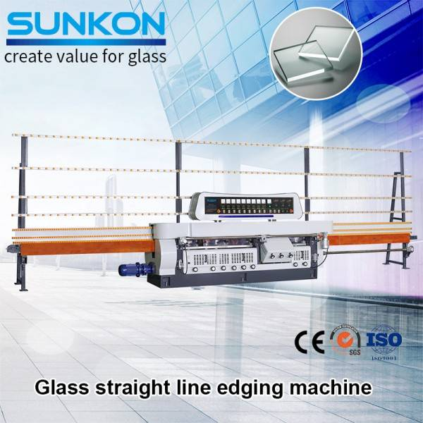 CGZ11325 Glass straight line edging machine with Digital Display