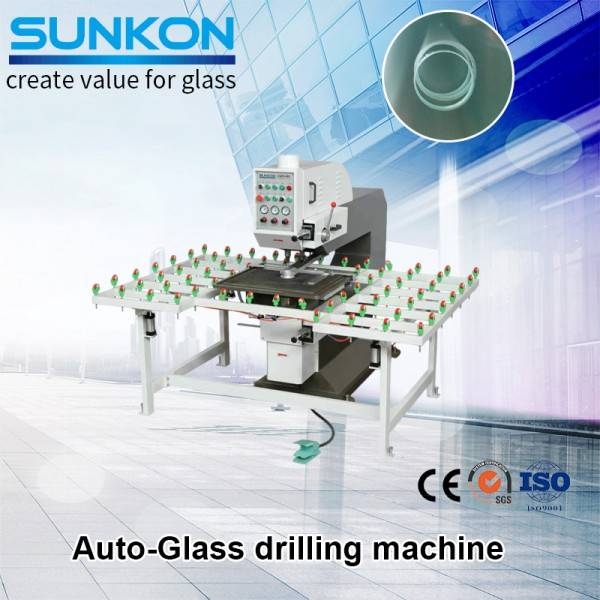 CGZK480 Auto-Glass Drilling Machine