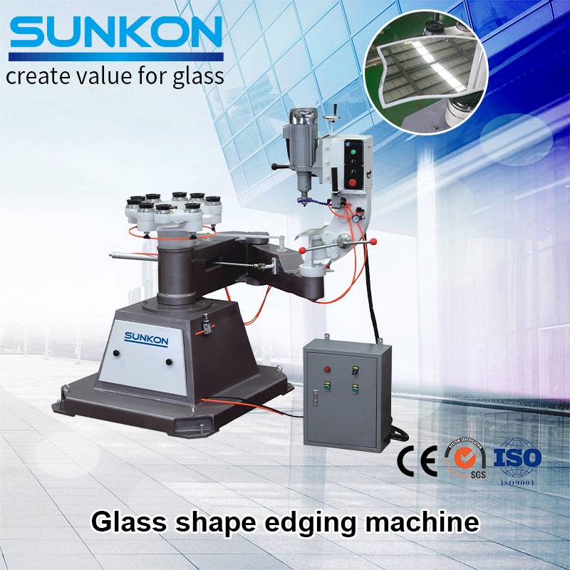 CGYX1321 Glass Shape Edging Machine Featured Image