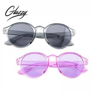 2021 Children'S Sunglasses Fashion Kid Sunglasses Polarized Wholesale PC Frame AC Lenses custom UV400